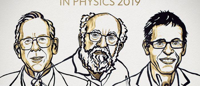 نوبل فیزیک 2019